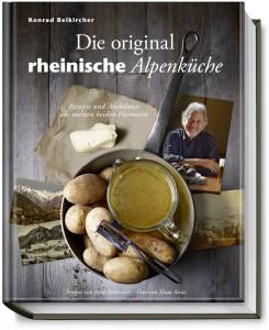 Buchcover Original -rheinische Alpenküche